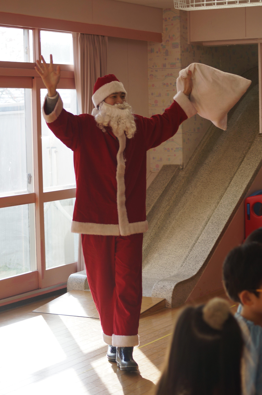 英語の先生と一緒に楽しいクリスマス会♡