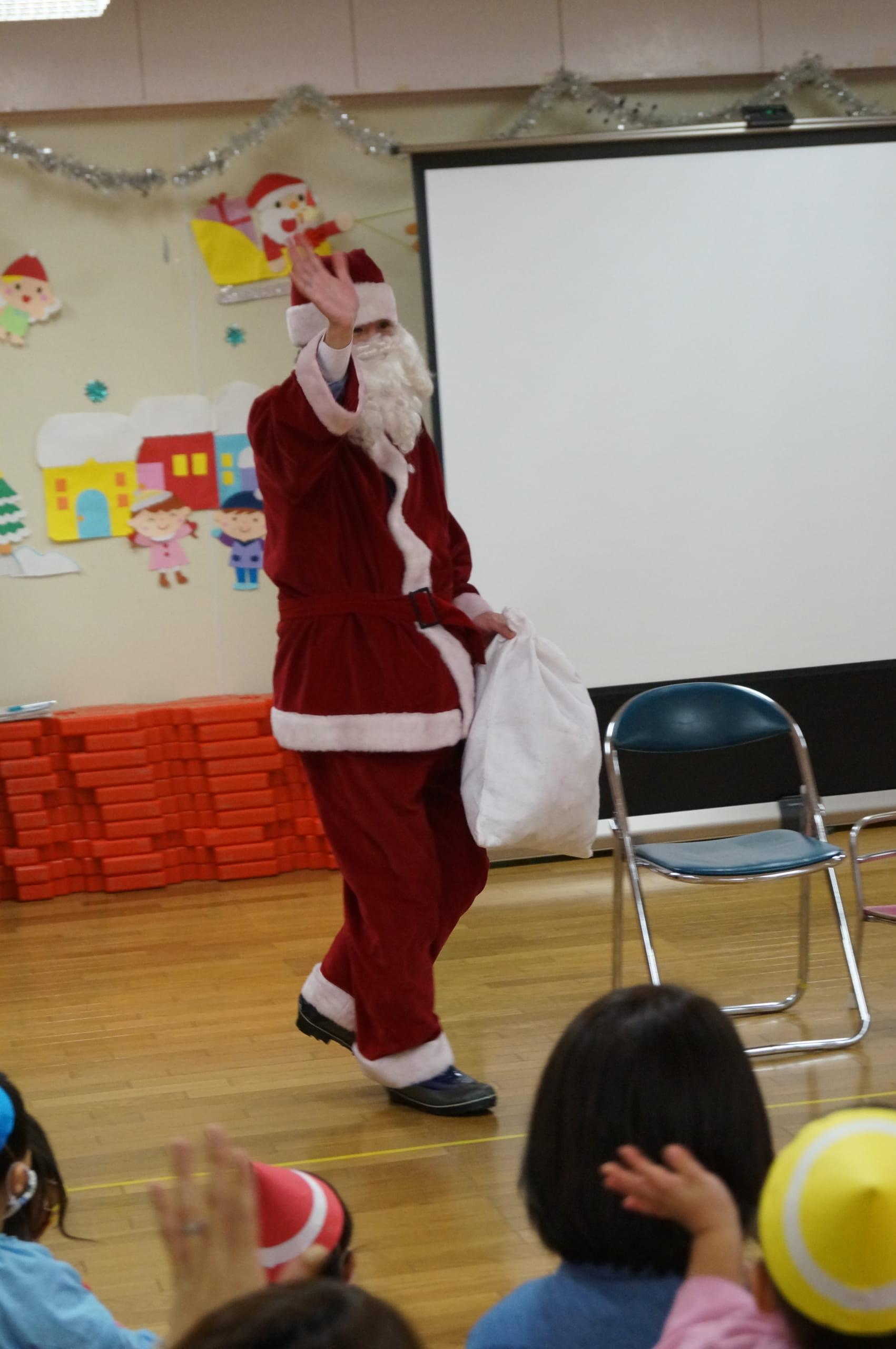 🎅幼稚園のクリスマス会 パート1 年少・ひよこ